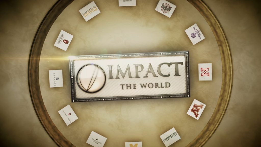Big Ten: Impact The World