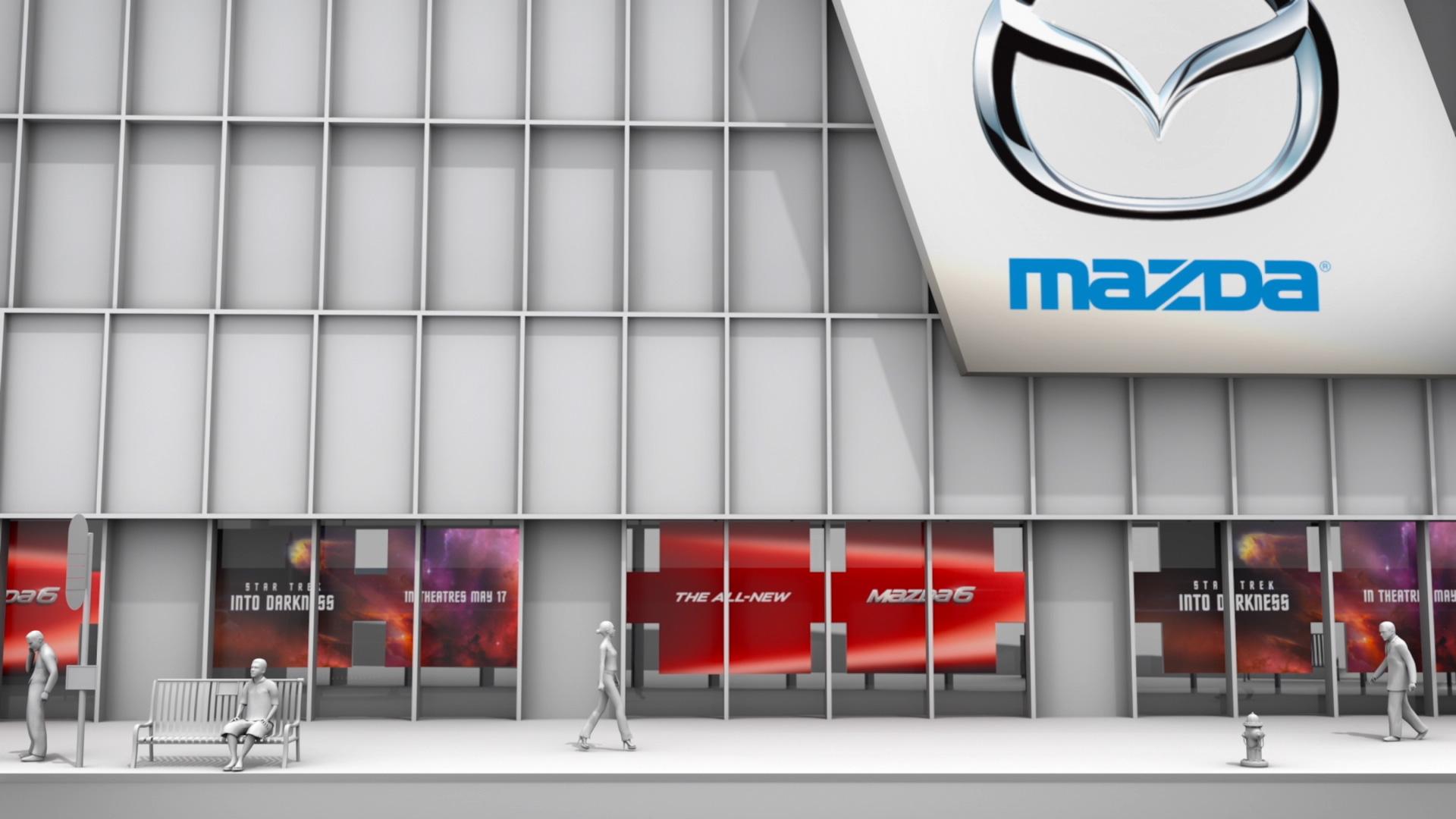 Mazda Times Square: Case Study